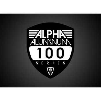 Alpha 100-as alumínium
