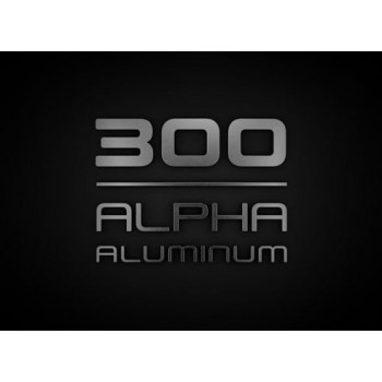 Alpha 300-as alumínium